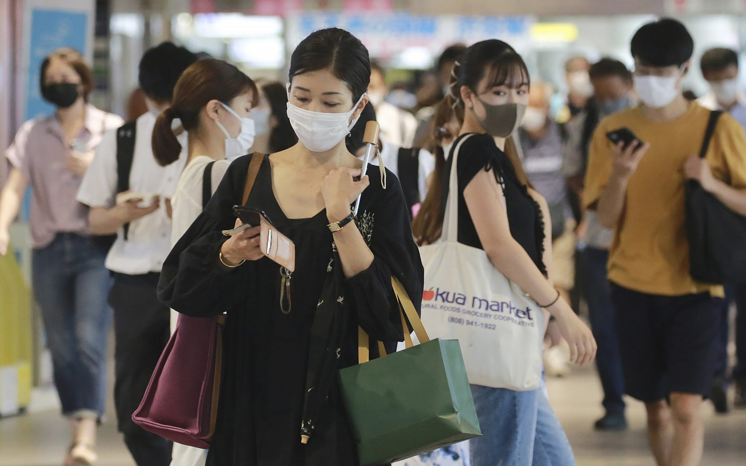 Japan announces fourth state of emergency