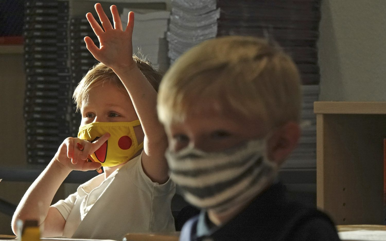 The great school mask debate