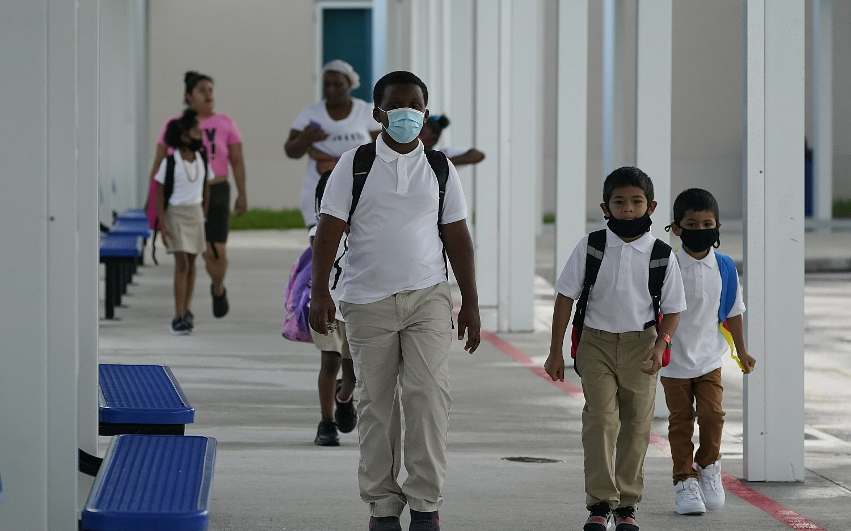 Florida parents sue schools over masking