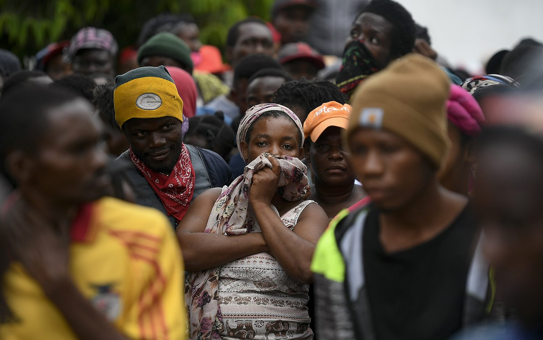 Haiti's dual disasters