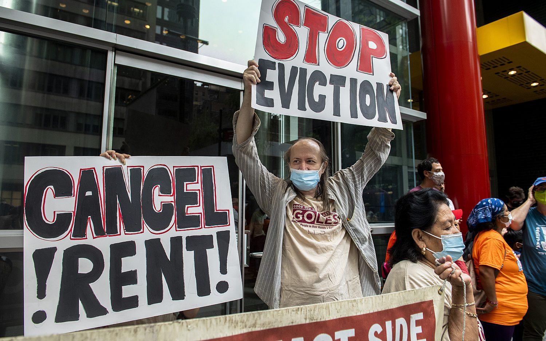 Supreme Court scraps eviction moratorium