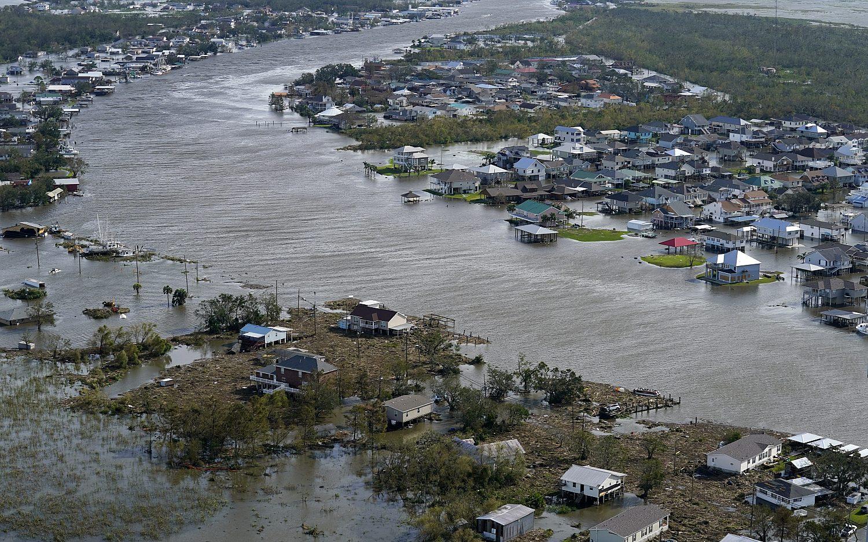 Hurricane Ida clean up begins