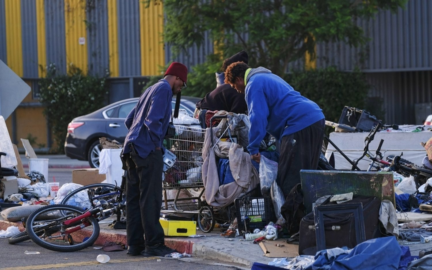 Why we're losing the war on poverty