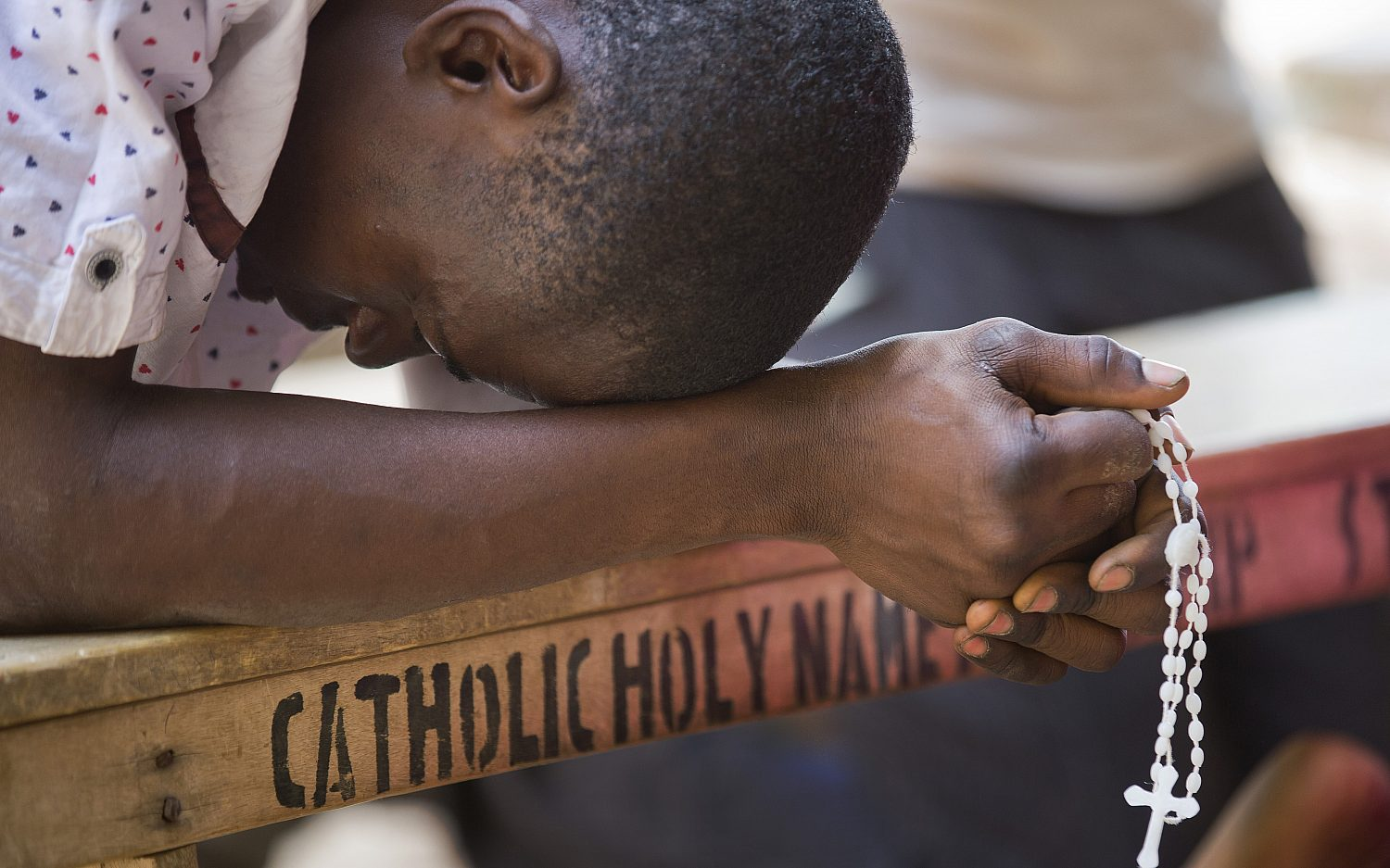 Christians continue to face persecution around the world
