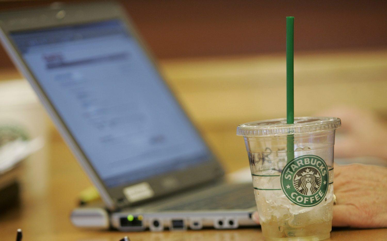Starbucks finally bans porn