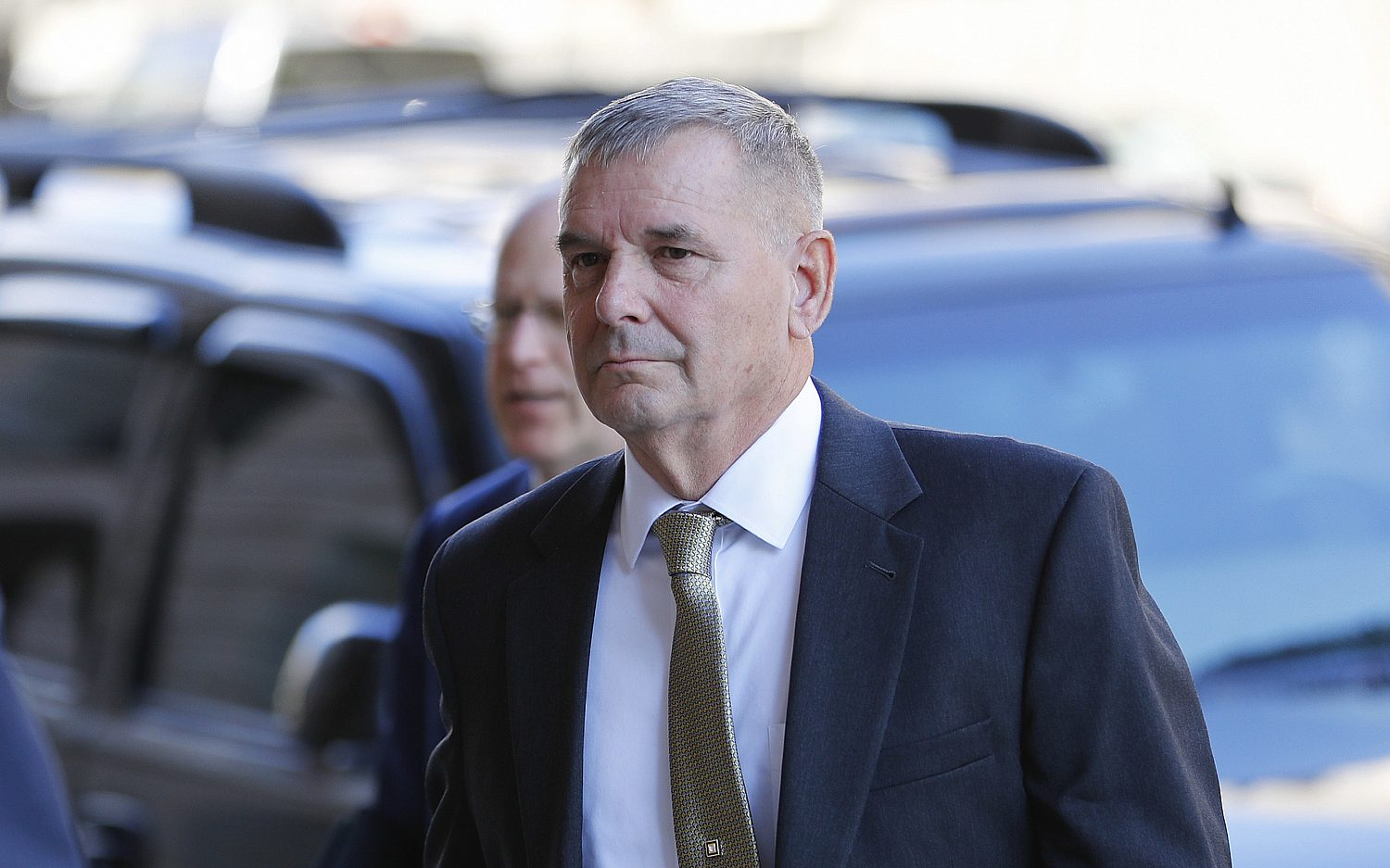 4-star general pleads guilty to perjury in leak probe