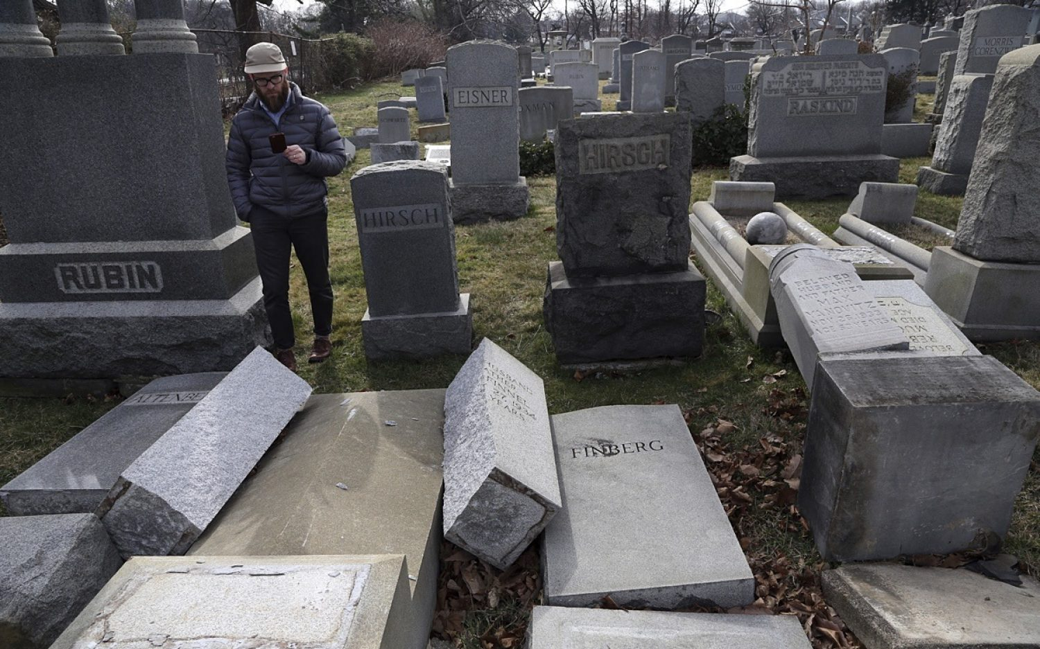 Religious hate crimes are on the rise