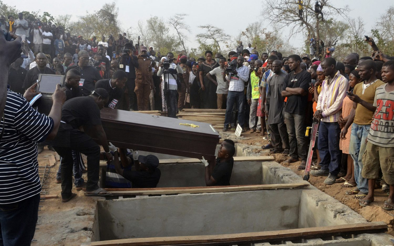 Nigeria's killing spree