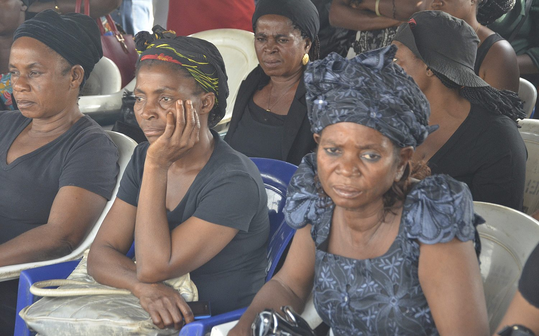 Attack on Nigerian church kills 15 worshippers