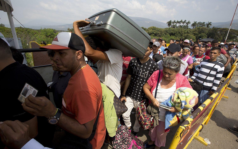 The undeniable Venezuelan migrant crisis