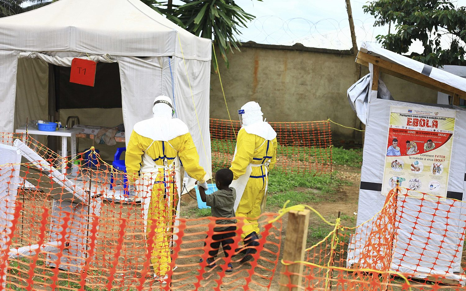 Ebola outbreak in Congo could spread