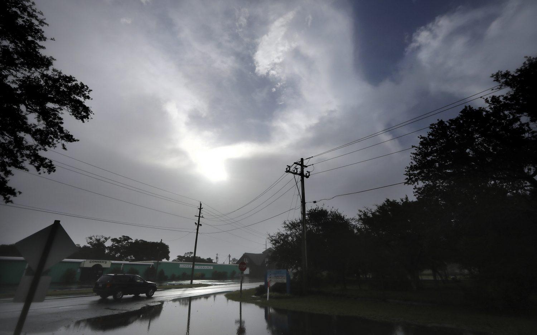 Dorian makes landfall on North Carolina's Outer Banks