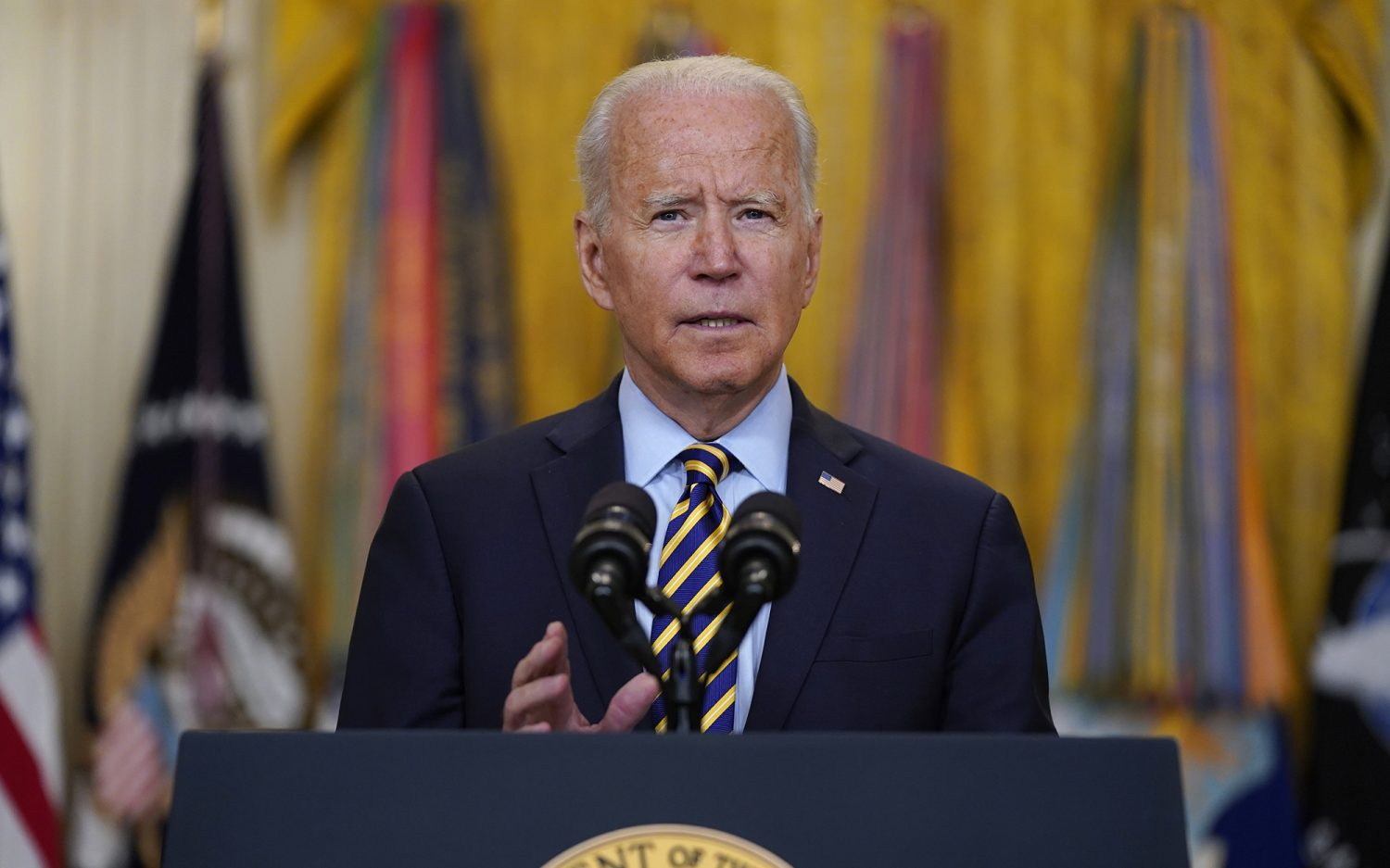 U.S. to leave Afghanistan by Aug. 31