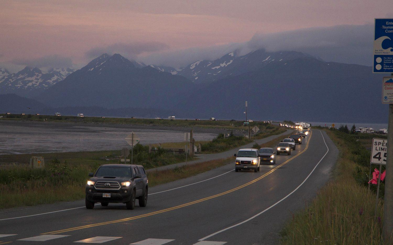 Alaska earthquake triggers tsunami warning, aftershocks