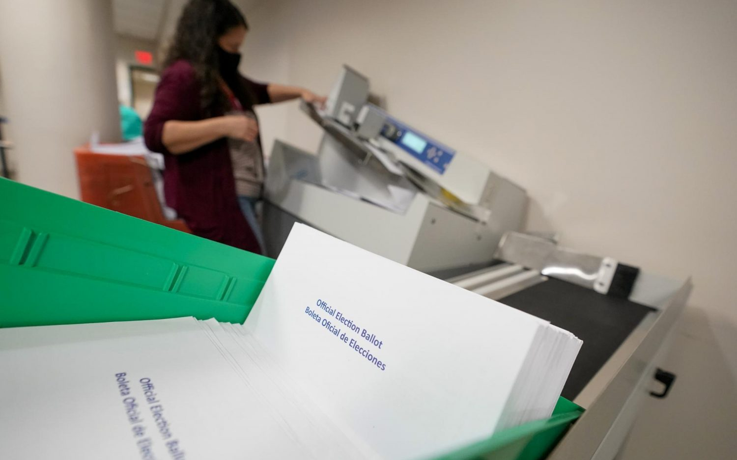 Ensuring an accurate vote