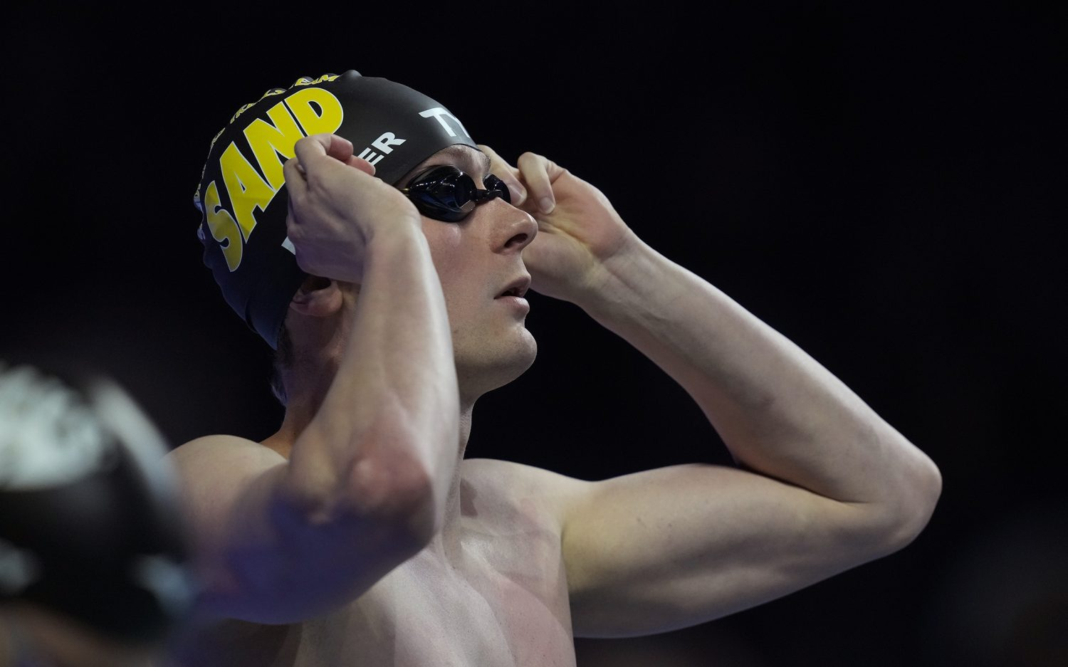Overcoming odds in an Olympic pool