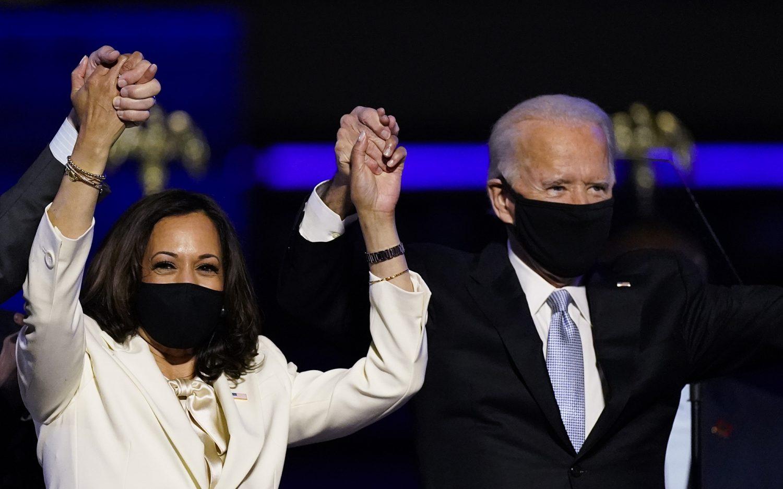 Media call election for Biden