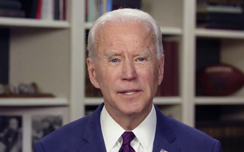 Biden denies assault