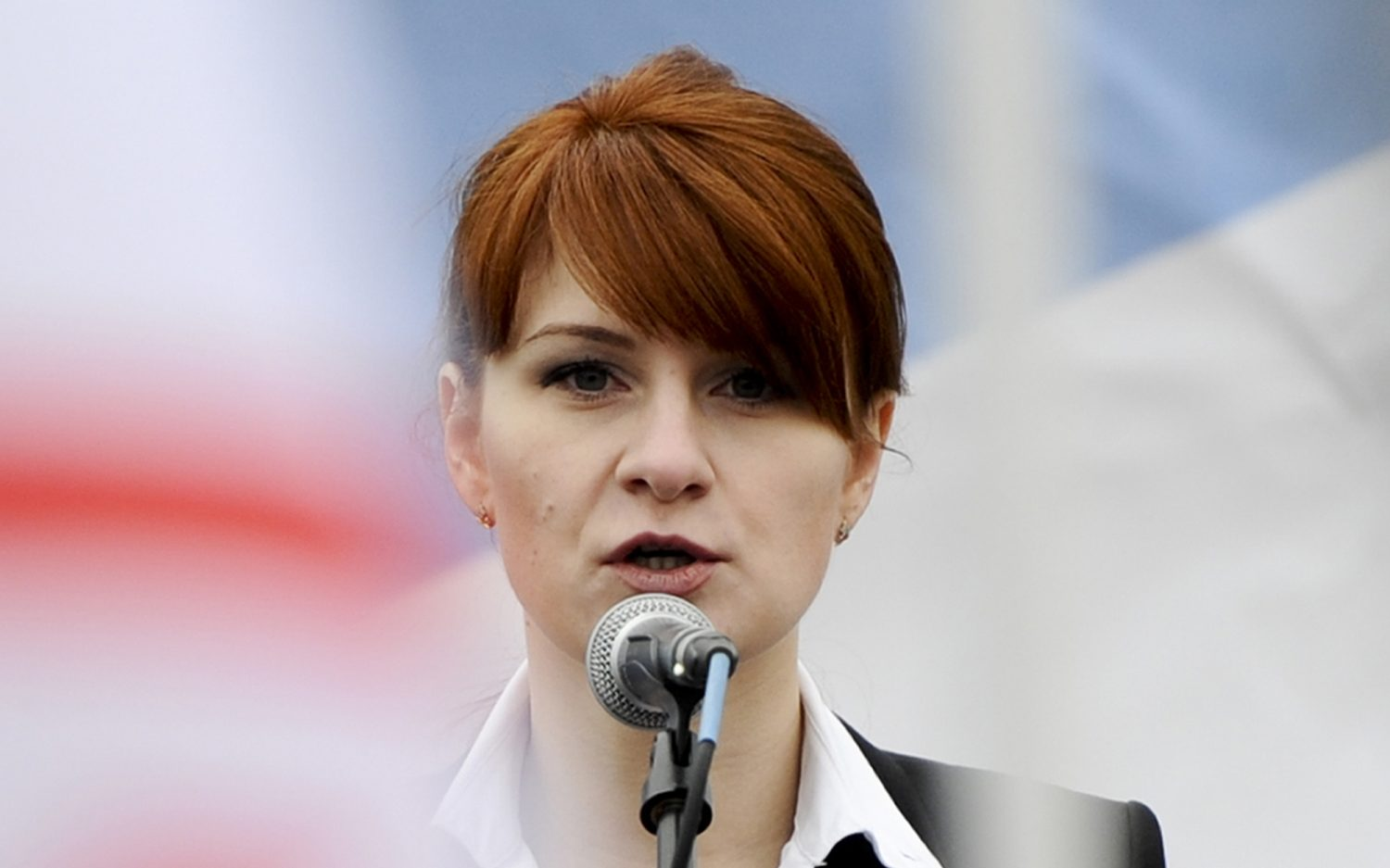 Butina sentenced on spying charges