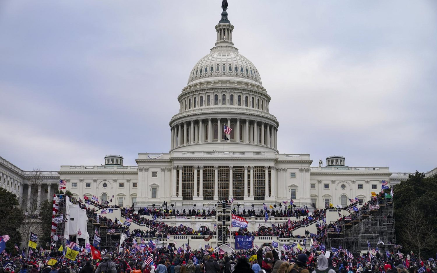 Seeking truth after the Capitol chaos