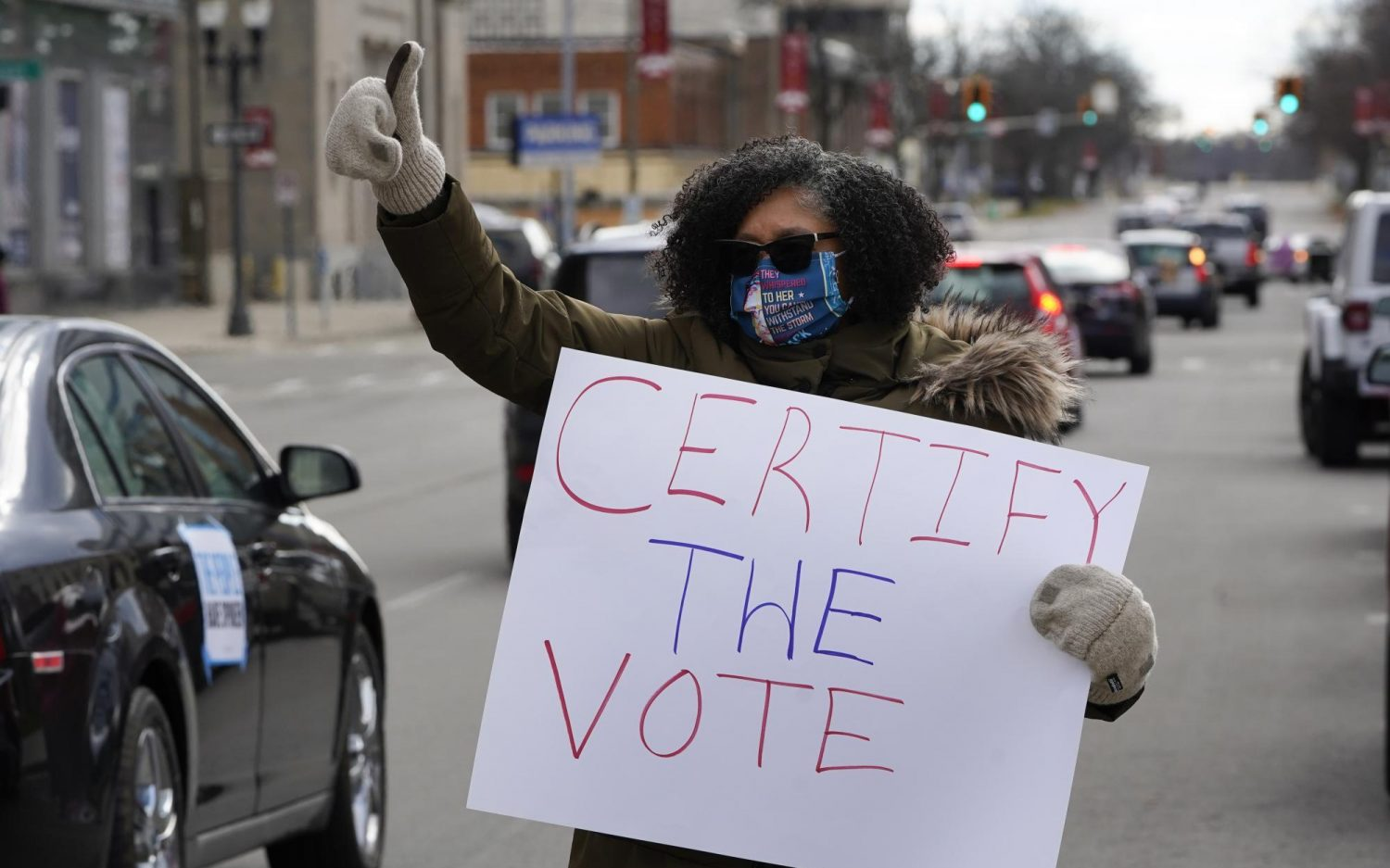 Michigan election certification paves way for Biden transition