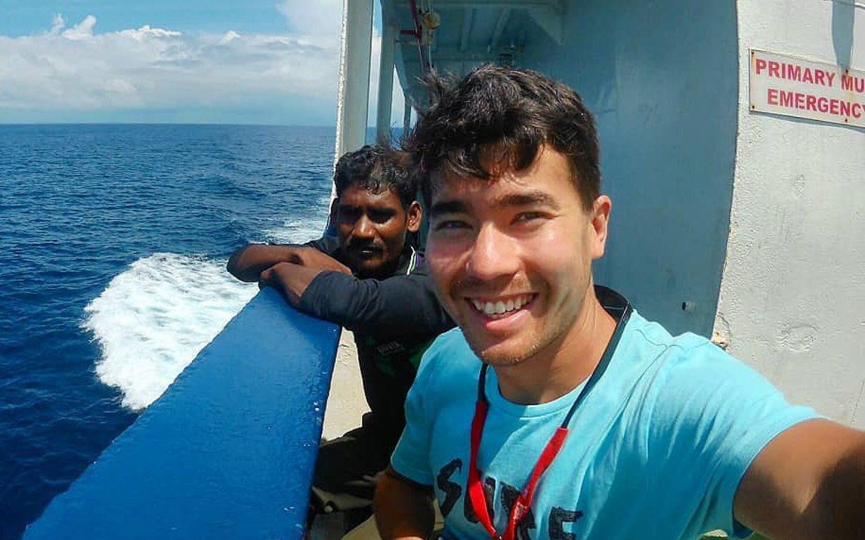 India works to retrieve U.S. missionary's body