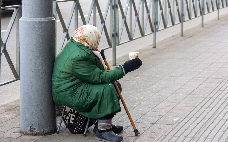 Cash for the homeless?