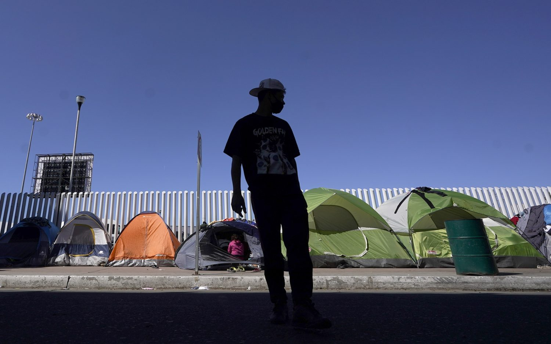 The border under Biden