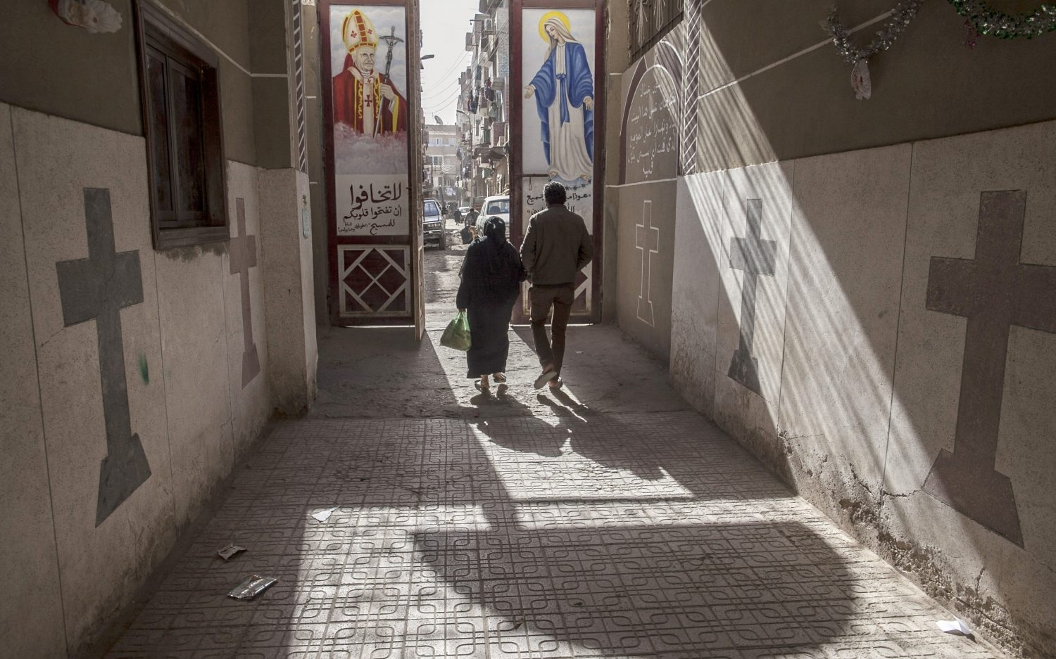 Charges dropped in Egyptian Christian woman's assault