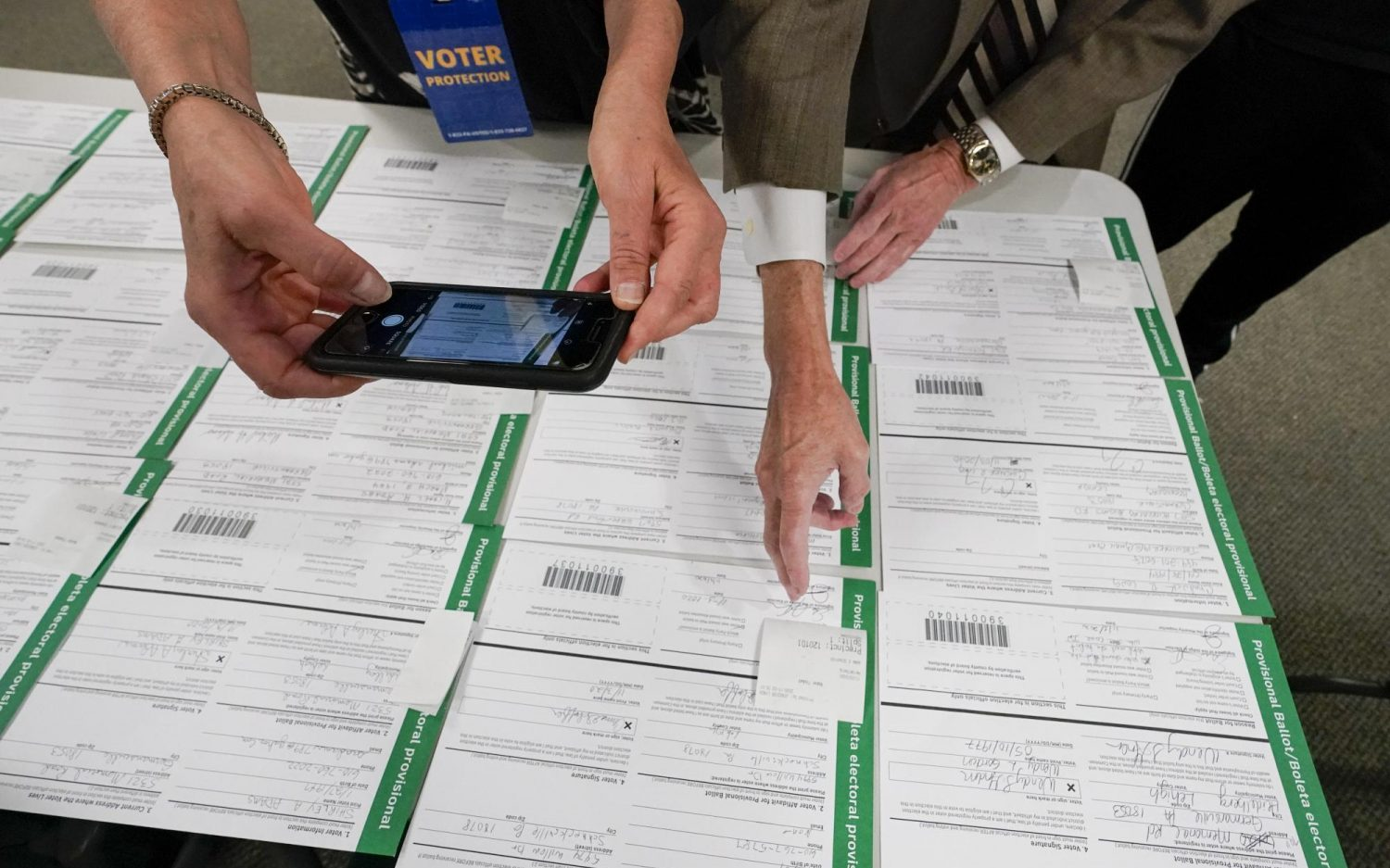 Little traction for election fraud lawsuits