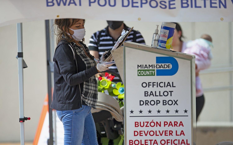 GOP enacts election reform in Florida