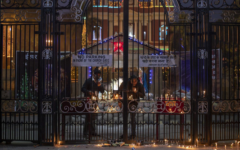USCIRF highlights pandemic church closures