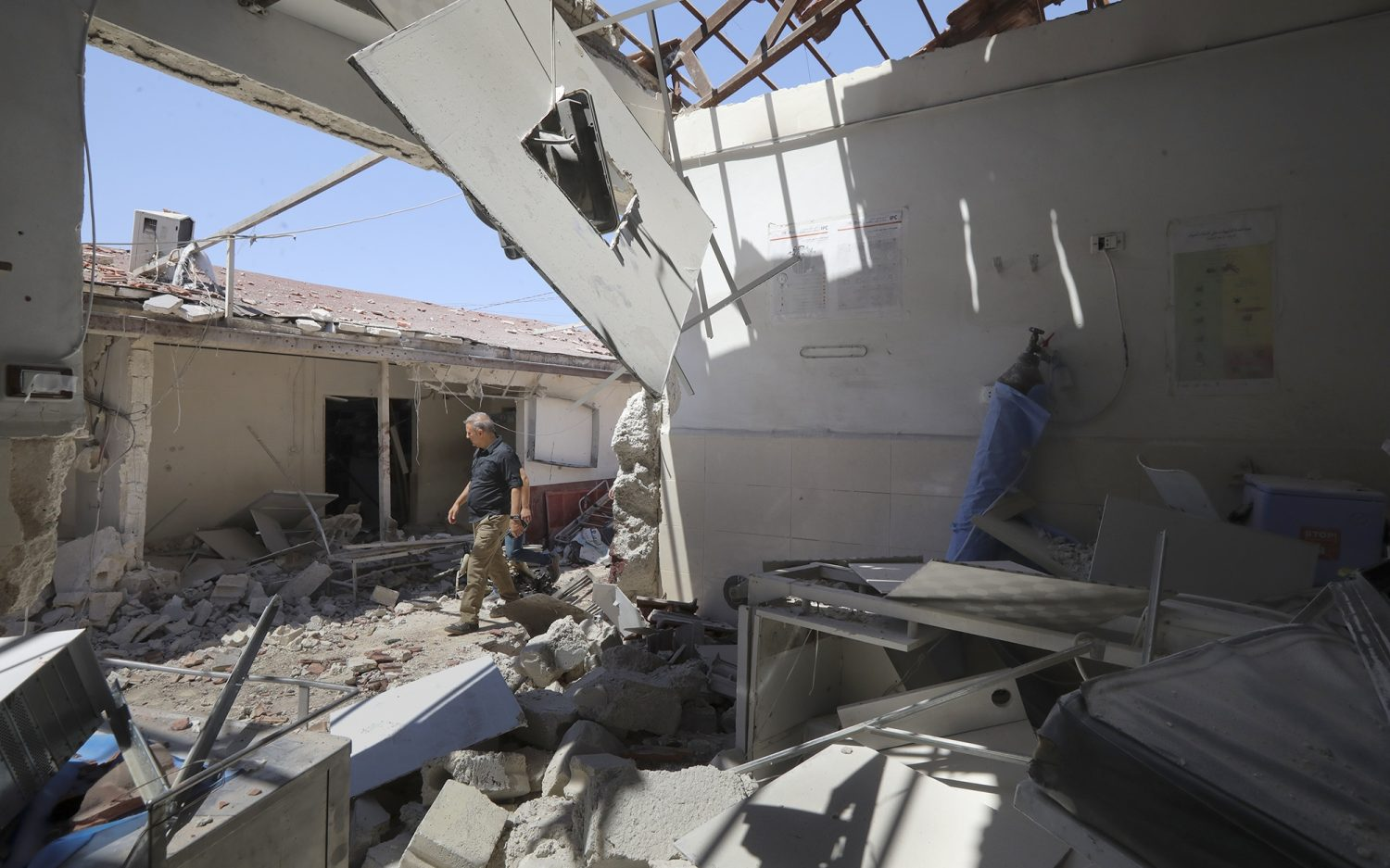 Syria needs aid for multiple crises