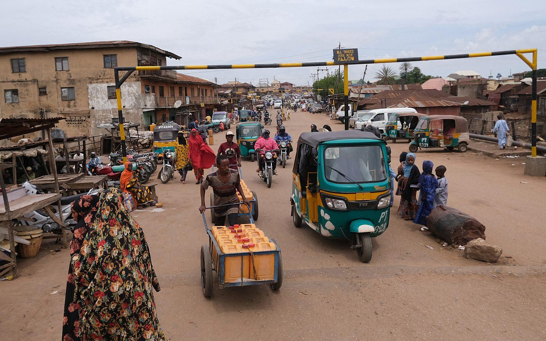 Escalating violence strikes central Nigeria