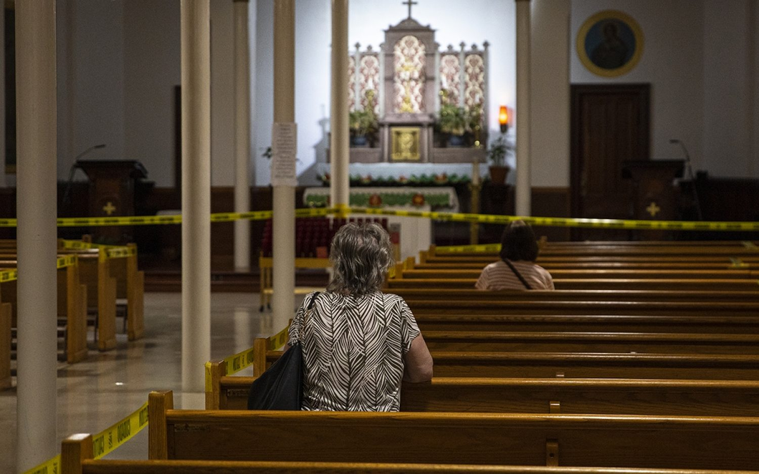 Churches, synagogues appeal for worship rights again