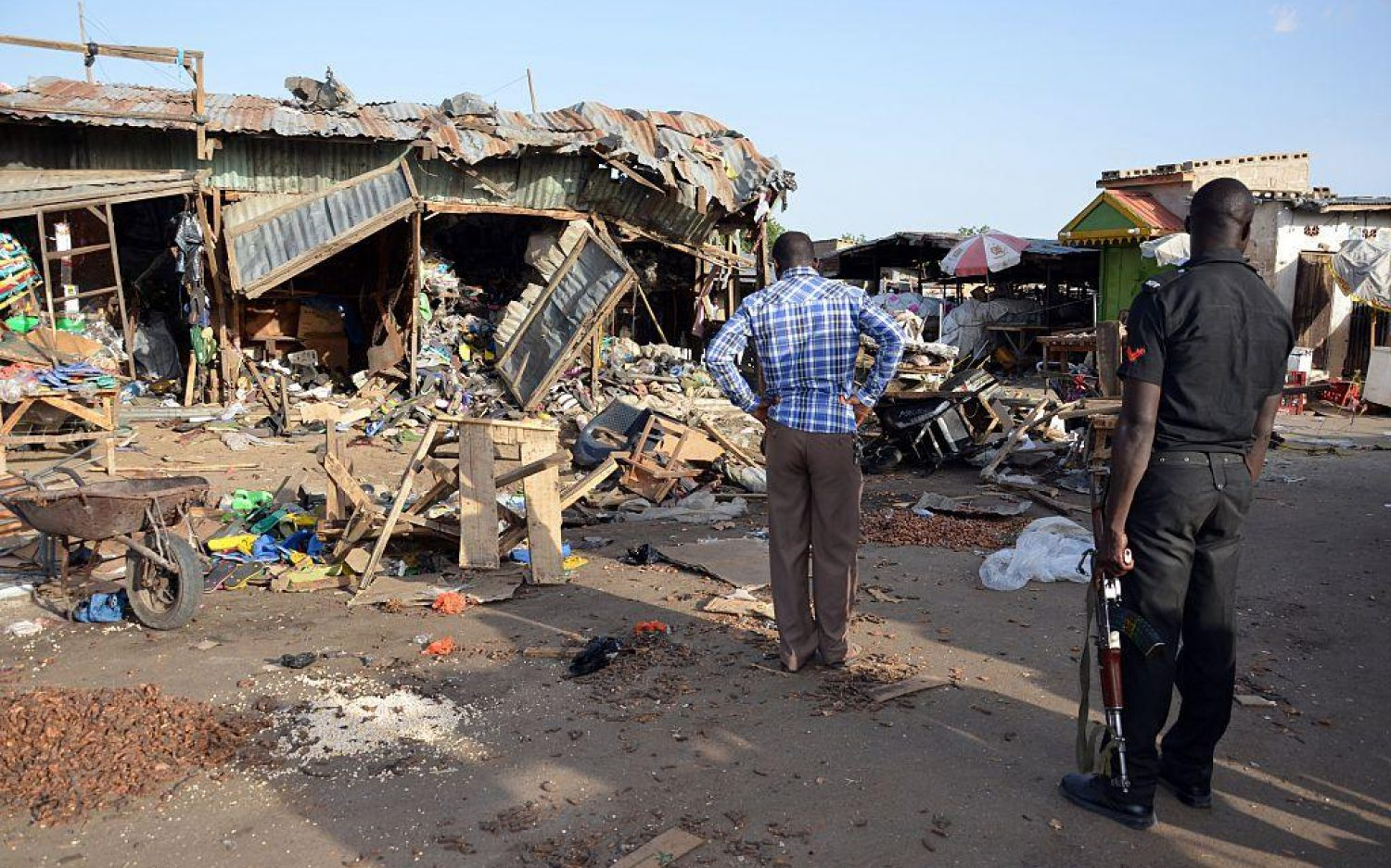 DOJ issued unanswered call to action on Boko Haram