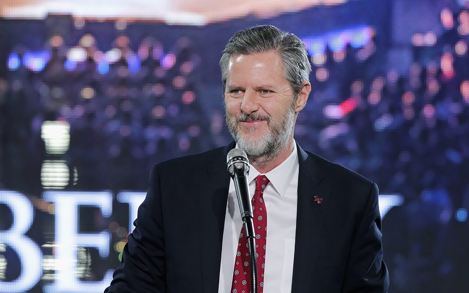 Liberty University accuses Falwell of conspiracy and breach of contract