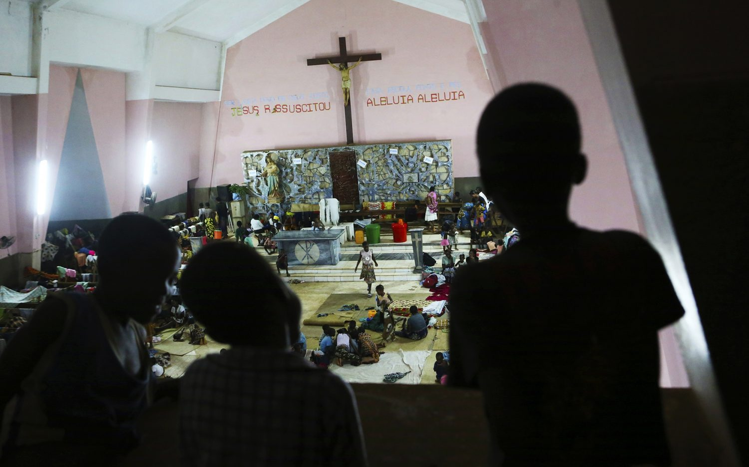 Mozambique's war on terror could spread