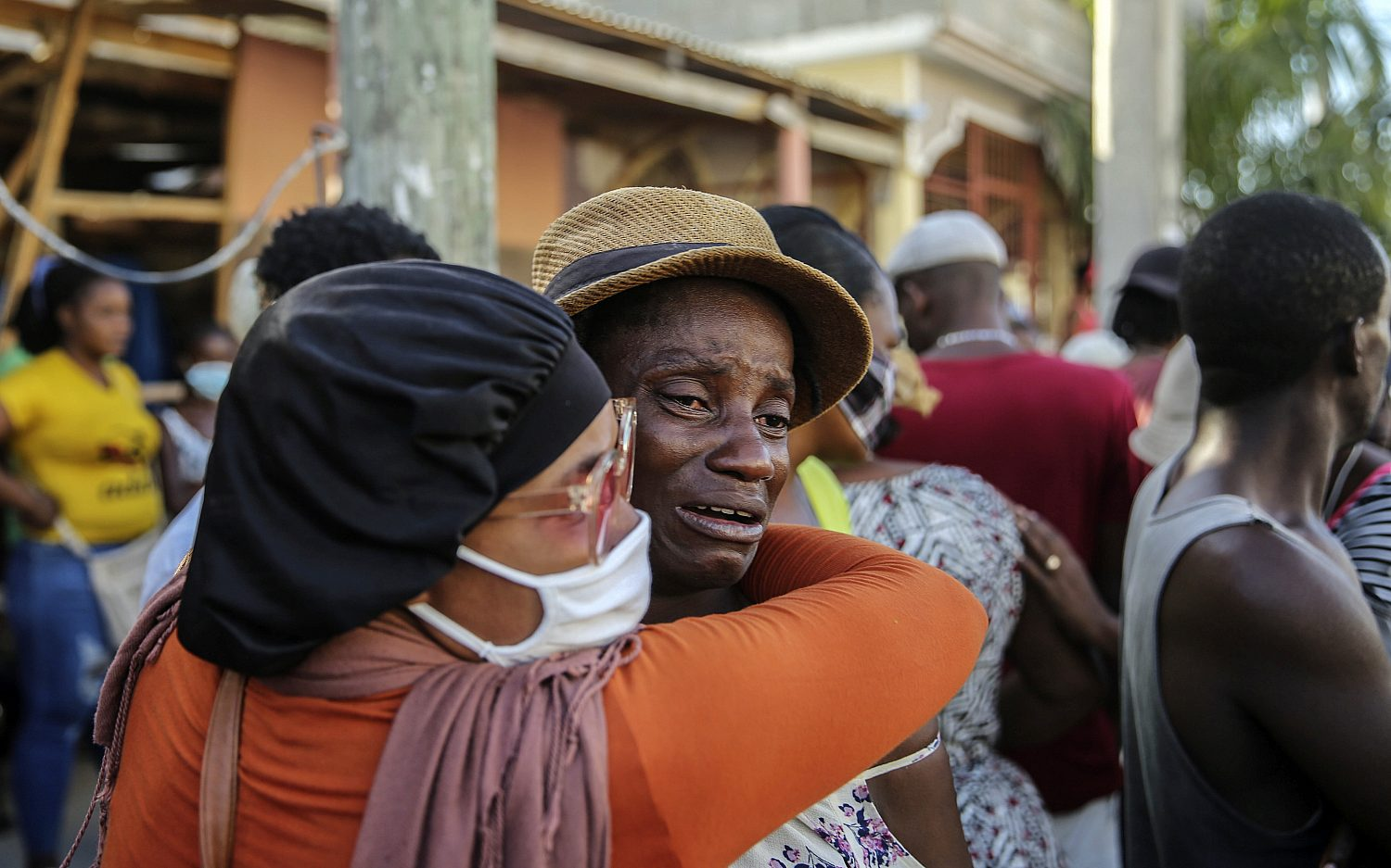 Battered Haiti faces another disaster