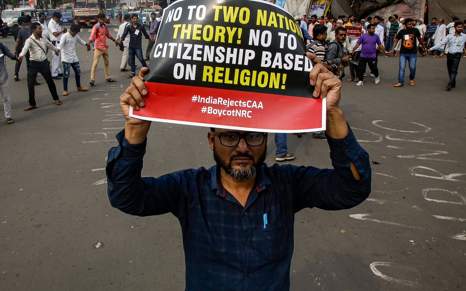 U.S. calls out India for persecution