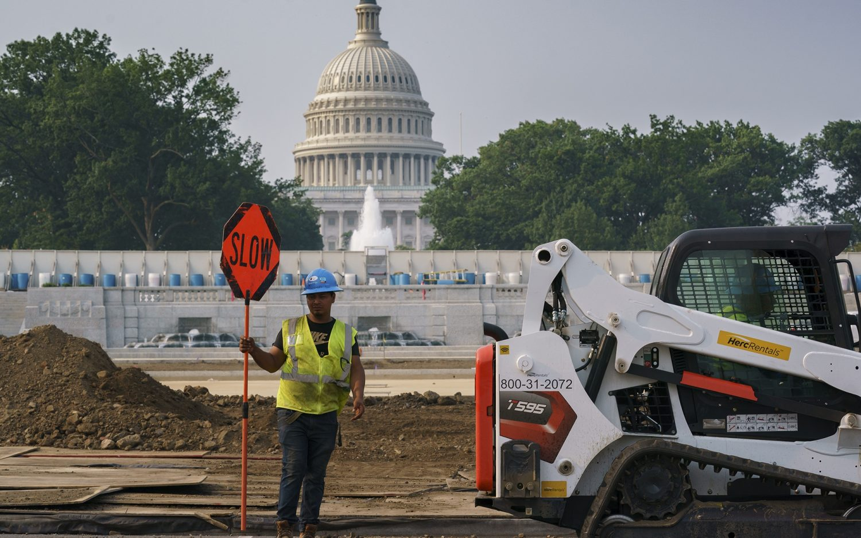 Infrastructure deal stalls in Senate