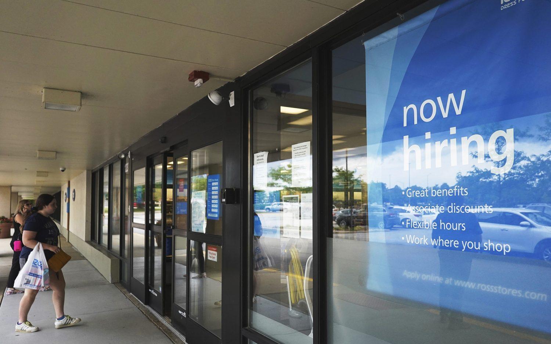 Jobless claims rise despite worker demand