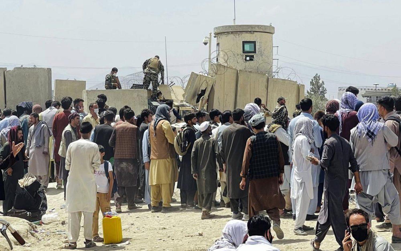 Waiting in Kabul