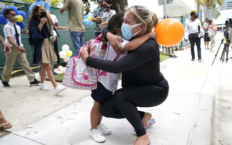 Education Department targets mask mandate bans