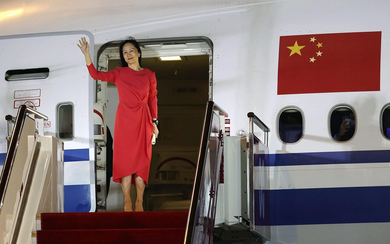 China's hostage diplomacy