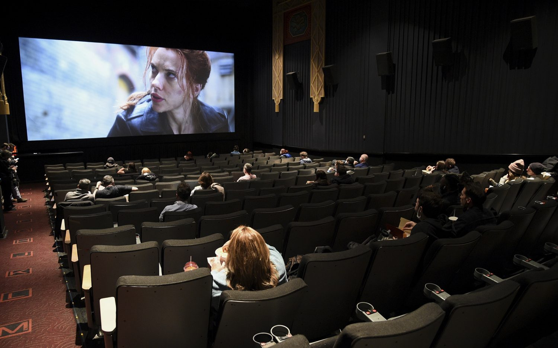 Meme stock investors shake up movie theater business