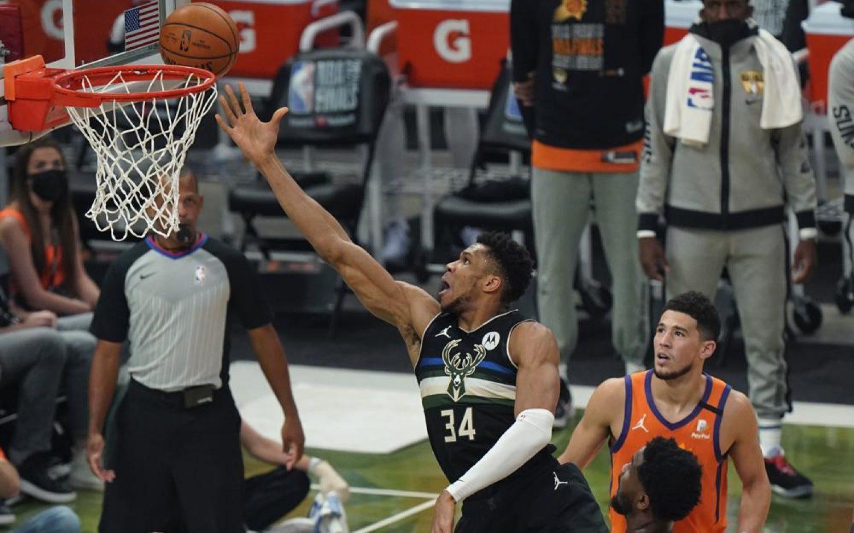 Bucks defeat Suns for NBA title
