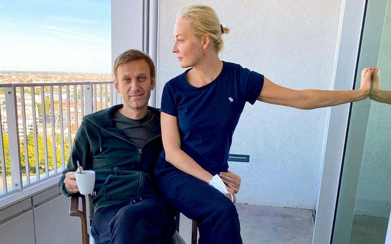 Russia seizes Navalny's apartment