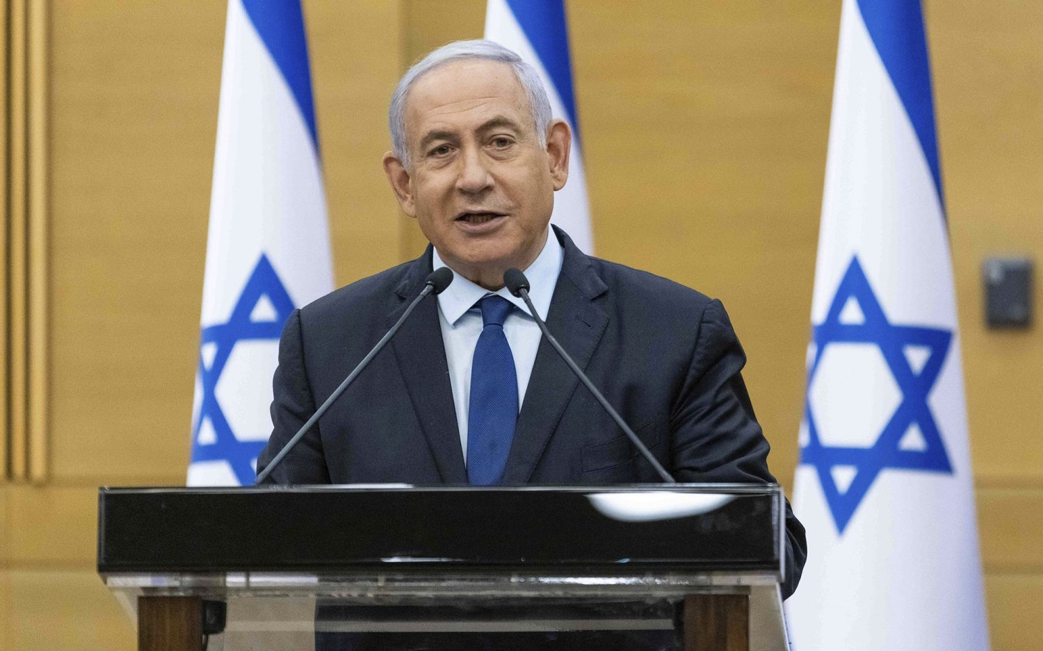 Netanyahu on his way out after a dozen years