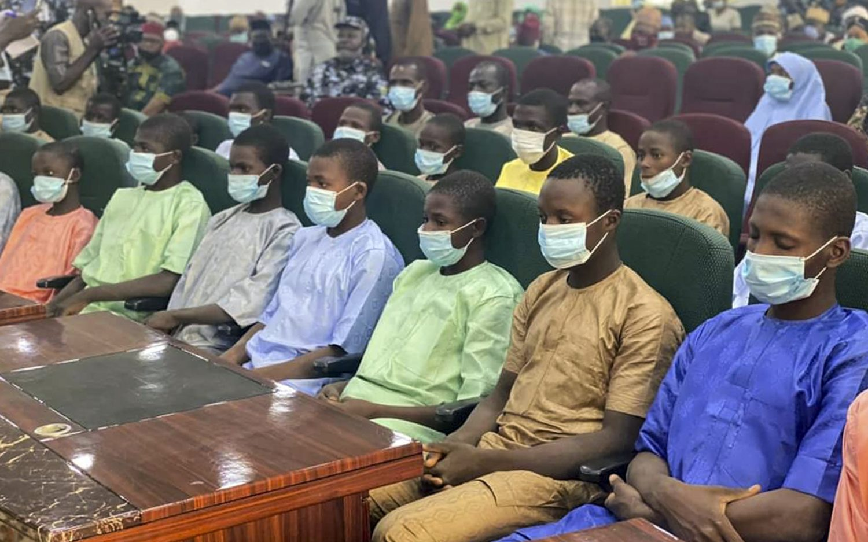 Captors free Nigerian students taken two weeks ago